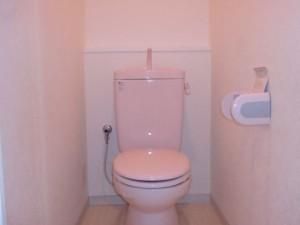 SK-1・305 トイレ